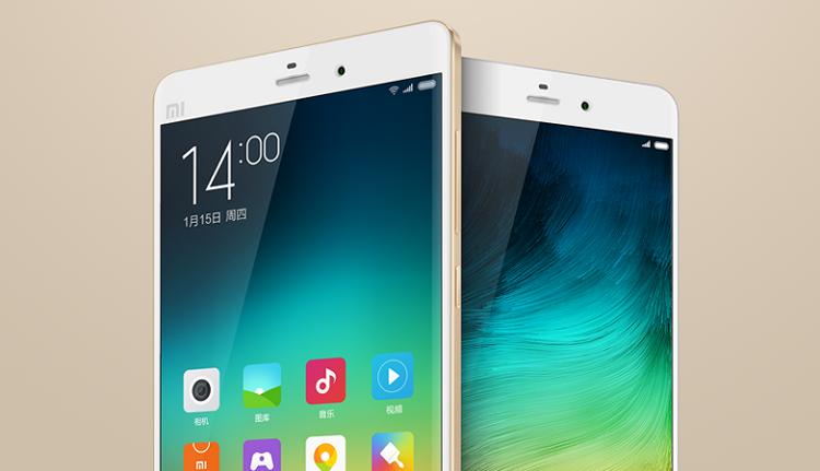 Xiaomi Mi Note Pro: anche per lui problemi di surriscaldamento