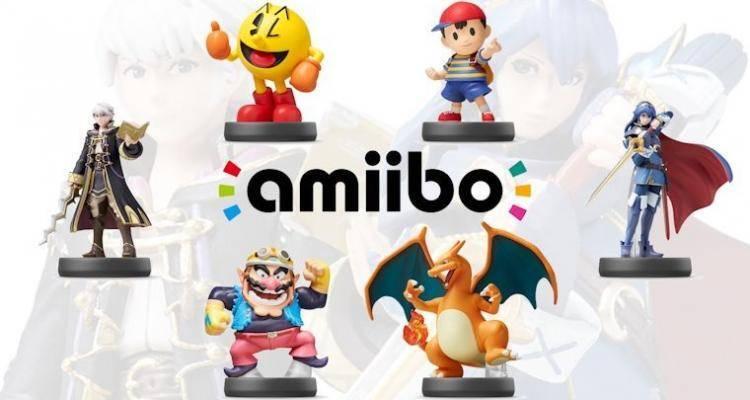 Amiibo.