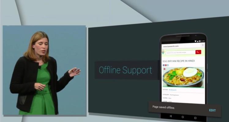 android one introduce la navigazione offline