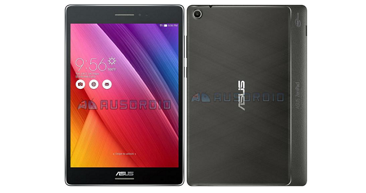ASUS ZenPad, primo render del nuovo tablet Android