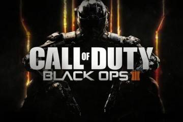 Call of Duty Black Ops 3.