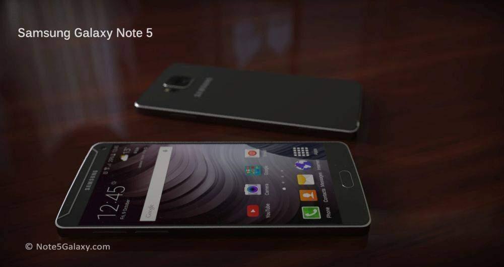 Samsung Galaxy Note 5, si cambia: RAM da 3GB e slot microSD
