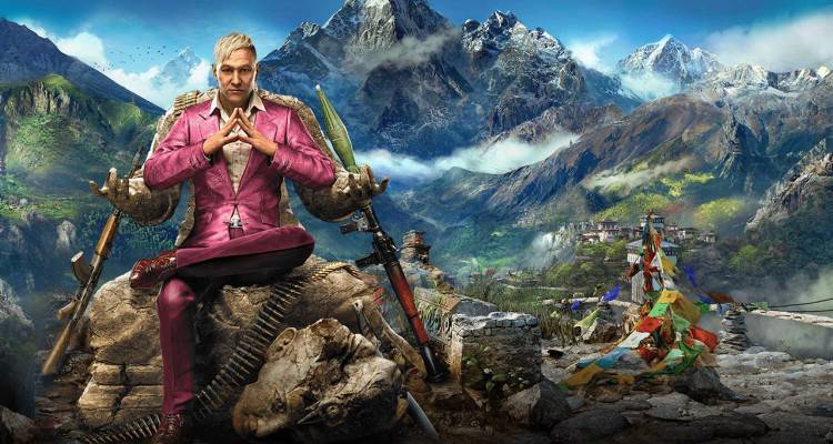 Far Cry 4 e F1 2015 in offerta su Amazon