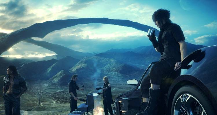Final Fantasy XV Episode Duscae 2.0: svelata data d'uscita?