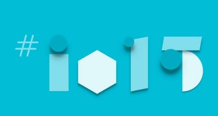 locandina ufficiale del google i/o 2015