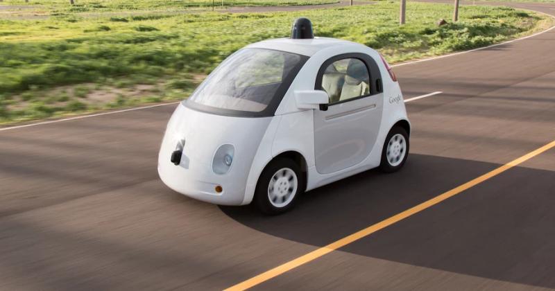 Google Car: cominciano i test su strada delle auto con guida automatica