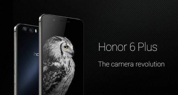 Honor 6+: disponibile ufficialmente in Italia via Amazon!