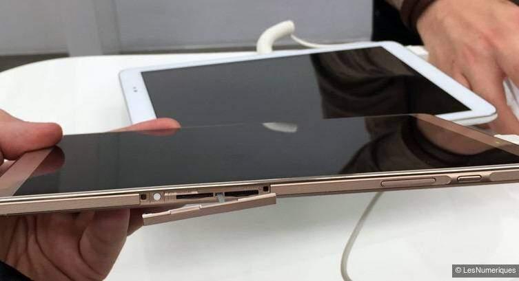 Huawei MediaPad M2: un nuovo tablet in dirittura d'arrivo?