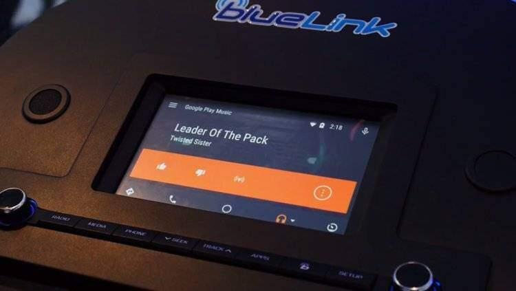 Hyundai Sonata: la prima automobile con Android Auto!