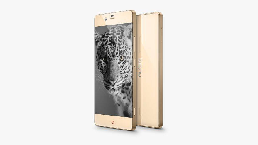 ZTE Nubia Z9 ufficiale: top gamma con display senza bordi