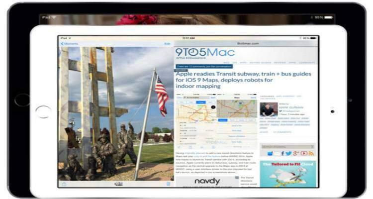 Apple: i progetti per il rilancio degli iPad tramite il multiwindows e l'iPad Pro