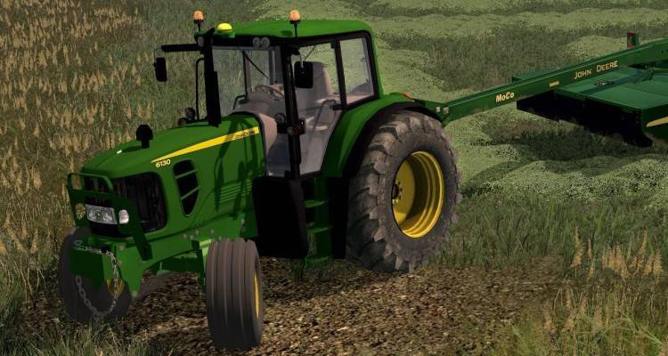 Farming Simulator 15.