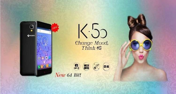 immagine di locandina del nuovo komu k50