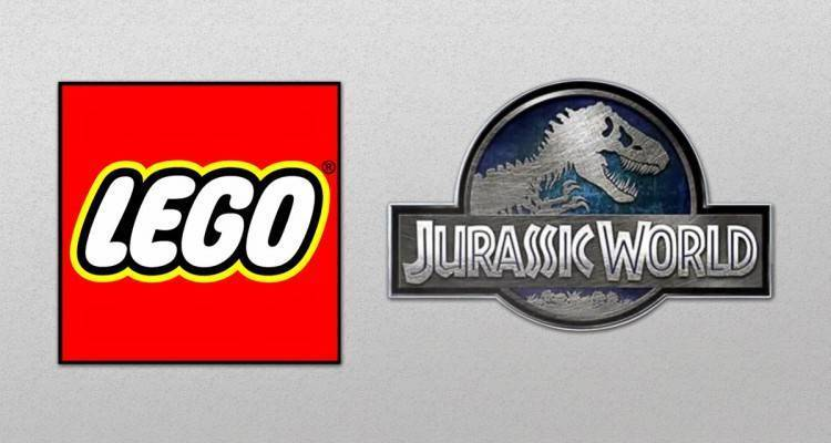 LEGO Jurassic World.
