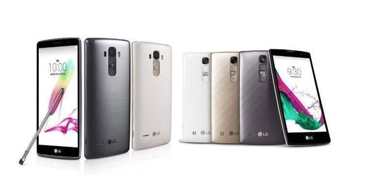 LG G4 Stylus e G4c finalmente ufficiali: le caratteristiche