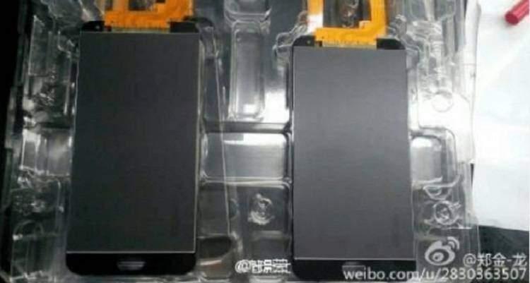 Meizu MX5 e MX5 Pro: in rete le prime foto dei display