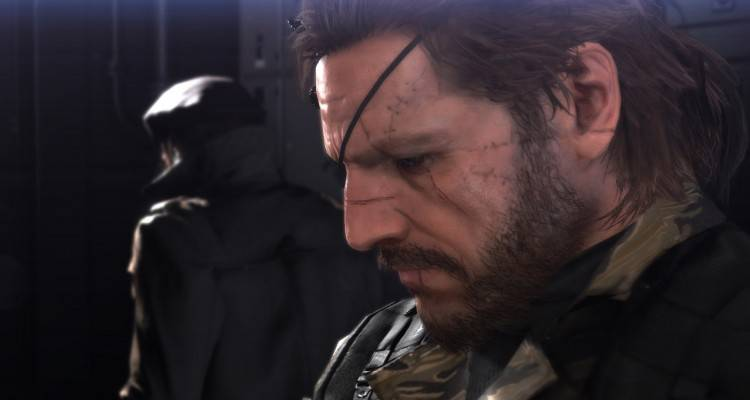 Metal Gear Solid 5: Phantom Pain.