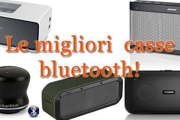 migliori casse e speaker bluetooth portatili