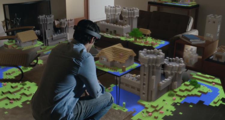 Microsoft: l'acquisto di Mojang è dovuto in parte a HoloLens