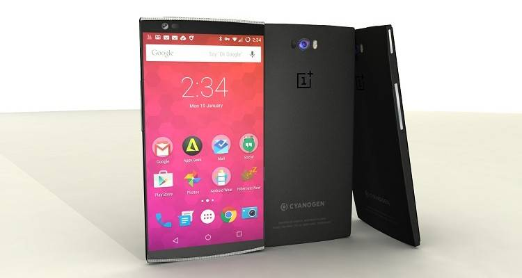 render di oneplus two