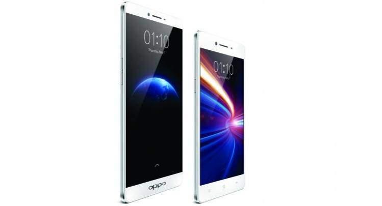 Oppo R7 e Oppo R7 Plus ufficiali: caratteristiche e prezzi