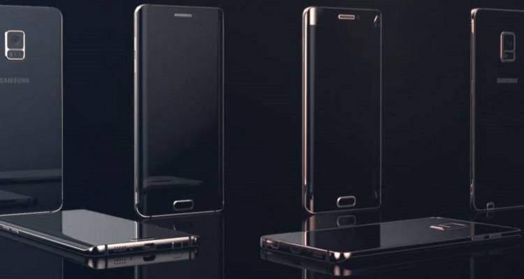 Samsung Galaxy Note 5: netta somiglianza con S6 Edge?
