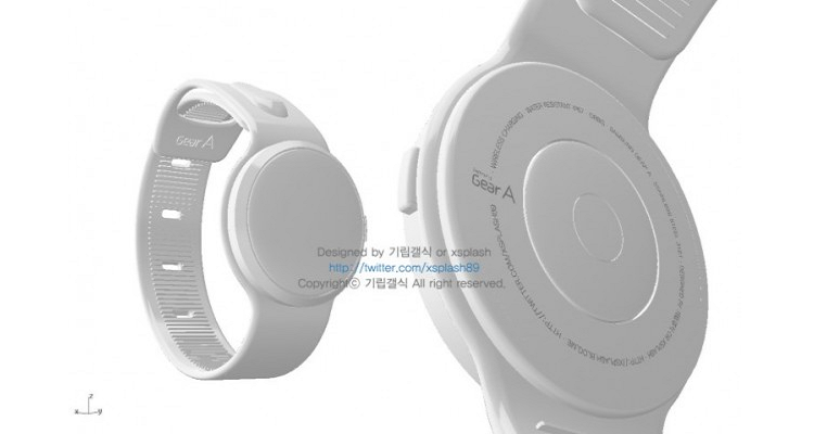 Samsung Gear A (Orbis) vs Apple Watch: via a diverse varianti