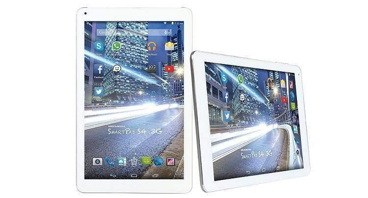 Mediacom svela SmartPad 10.1 S4 3G: caratteristiche e prezzo
