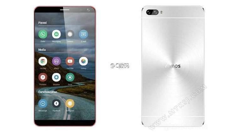 Ramos: a breve uno smartphone borderless con super batteria!