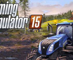 Farming Simulator 15.