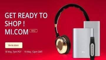 Xiaomi arriva in Europa con i suoi store il 18 Maggio!