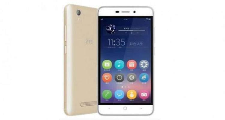 ZTE presenta Q519T, smartphone economico con batteria da 4.000 mAh