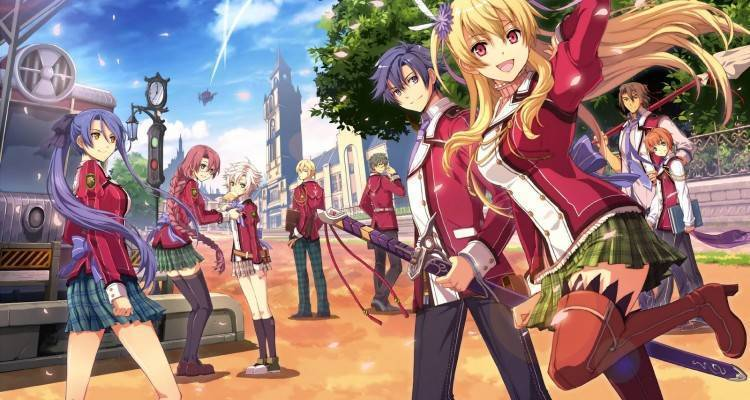 The Legend of Heroes: Trails of Cold Steel arriva in Europa