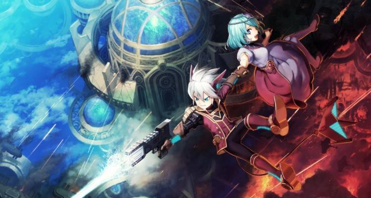 Rodea The Sky Soldier.