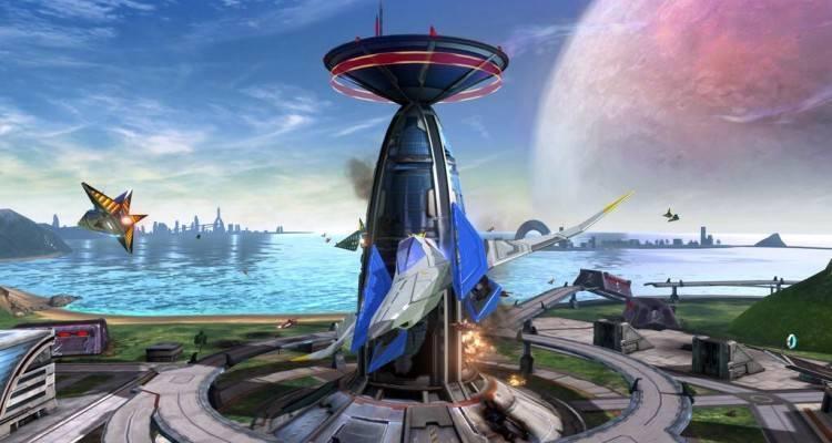 Star Fox Zero: video dell'E3