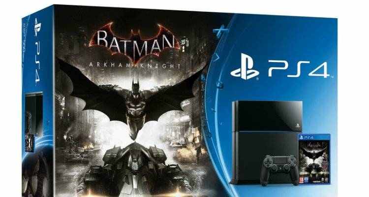 PlayStation 4 (PS4) + Batman Arkham Knight in offerta su eBay a 349€
