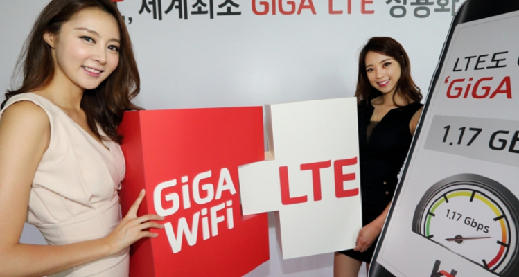 Connettività 5G LTE