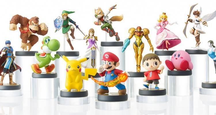 Nintendo: continua la produzione degli Amiibo
