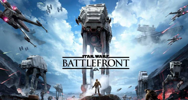Star Wars Battlefront.