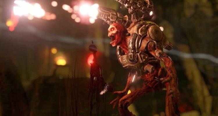 DOOM: trailer della conferenza Bethesda