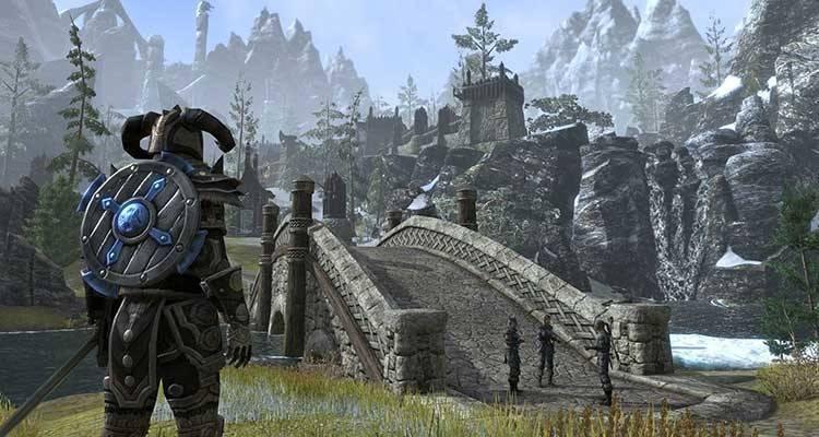 The Elder Scrolls: Tamriel Unlimited disponibile