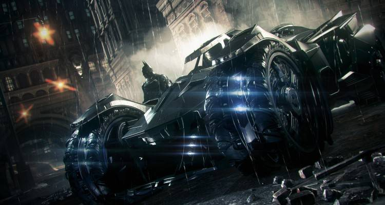 Batman Arkham Knight: trailer della Batmobile