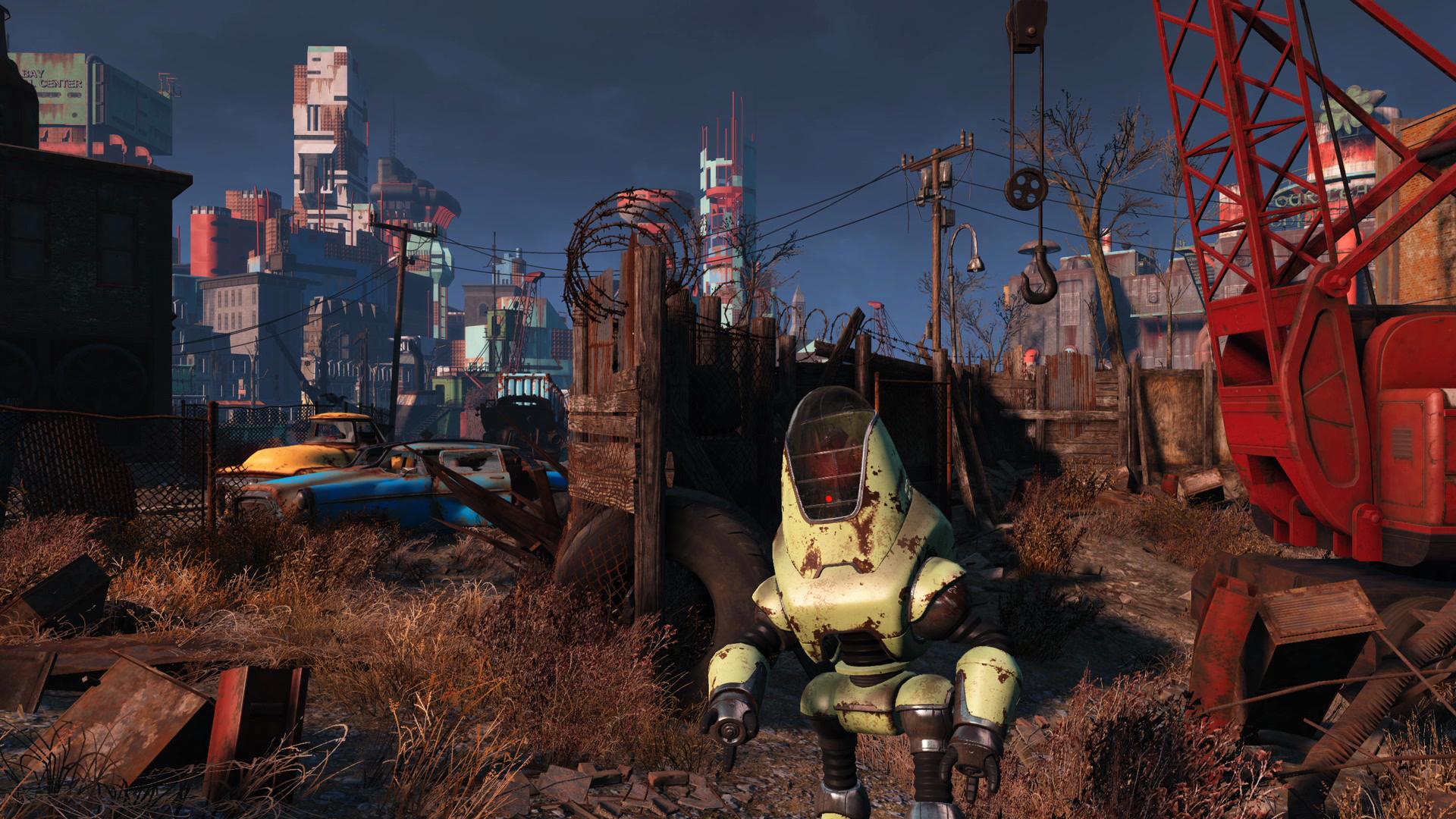 Fallout 4 ora supporta le mod su PS4
