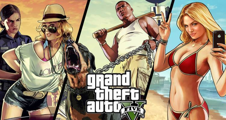 Grand Theft Auto 5 e Splatoon in offerta su Amazon
