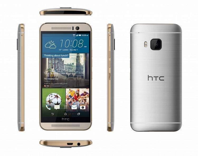 HTC One M9, netti miglioramenti dopo l'aggiornamento