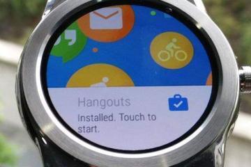 Hangout 4.0: in arrivo versione anche per Android Wear!