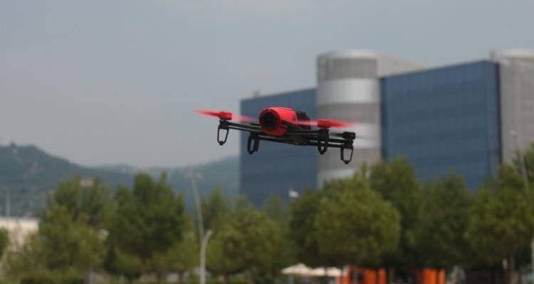 Parrot Bebop Drone Quadricottero – Recensione e prova