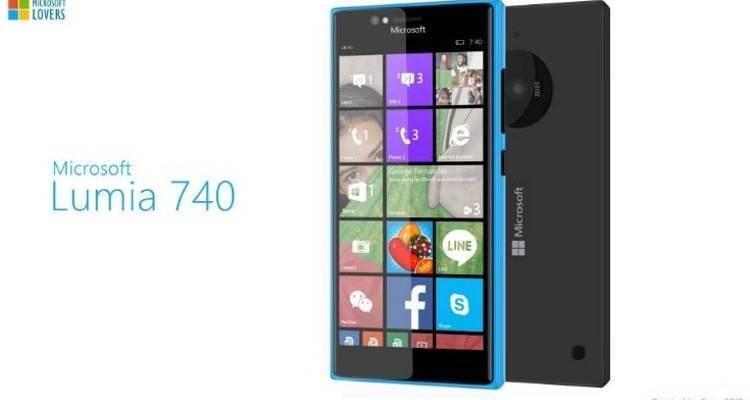 Microsoft Lumia 740: prime immagini e specifiche tecniche complete!
