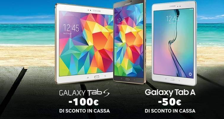 Sconti per Samsung Galaxy Tab S e Galaxy Tab A: conviene davvero l'acquisto?