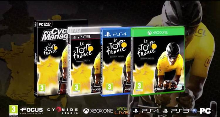 Tour de France 2015 e Pro Cycling Manager 2015 disponibili